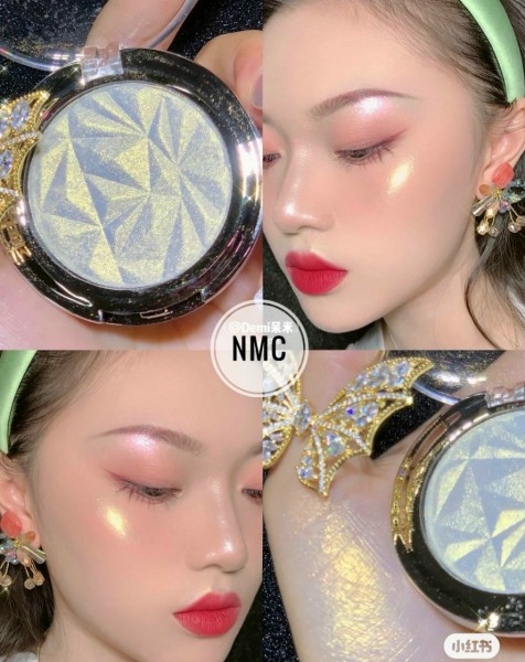 Phấn bắt sáng Hightlight Miss Beauty Colorful