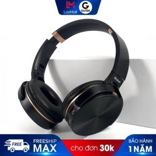 Tai Nghe Bluetooth Chụp Tai GUTEk JB950 Nghe Nhạc Không Dây Với Âm Thanh Cực Chất, Chuyên Bass, Siêu Trầm, Hỗ Trợ Cắm Thẻ Nhớ Và Cổng 3.5, Nhiều Hai Màu thumbnail