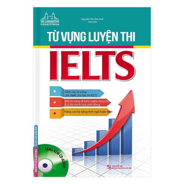 Sách - Từ vựng luyện thi IELTS (kèm CD)