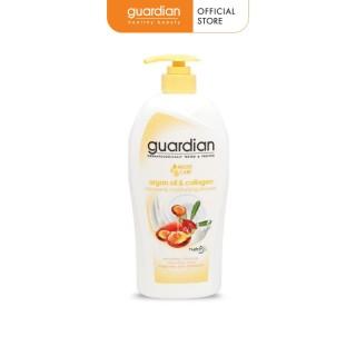 Sữa tắm Guardian dưỡng ẩm chiết xuất từ Dầu thực vật và Collagen 1000ml thumbnail