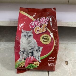Hạt Hello Cat Tuna 400g thumbnail