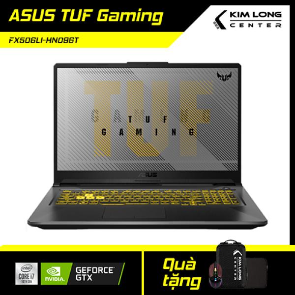 Bảng giá [SALE 1 TRIỆU] Laptop ASUS TUF Gaming F15 FX506LI-HN096T : i7-10870H | 8GB RAM | 512GB SSD | GTX 1650Ti 4GB + UHD Graphics 630 | 15.6 FHD 144Hz | Win 10 Phong Vũ