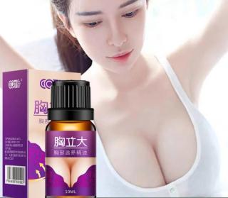 Tinh dầu nở ngực Sản phẩm vừa dưỡng da vừa làm tăng vòng một như ,ngực thuần túy với tinh chất nâng ngực tự nhiên, nở ngực làm to và săn chắc nhanh chóng và chăm sóc ngực chảy xệ sau sinh thumbnail