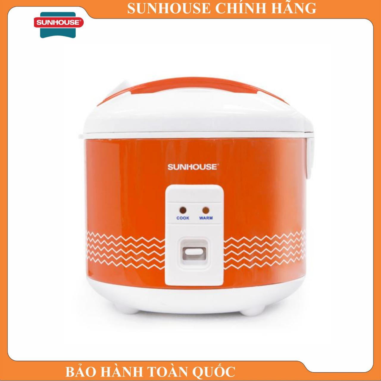 Nồi cơm điện 1.8L Sunhouse SHD8600