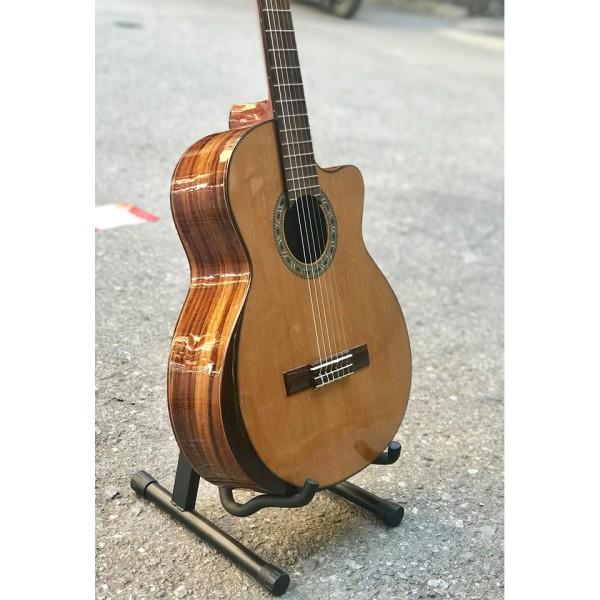 Guitar Classic Gỗ Điệp Cao Cấp- Guitar của người Việt