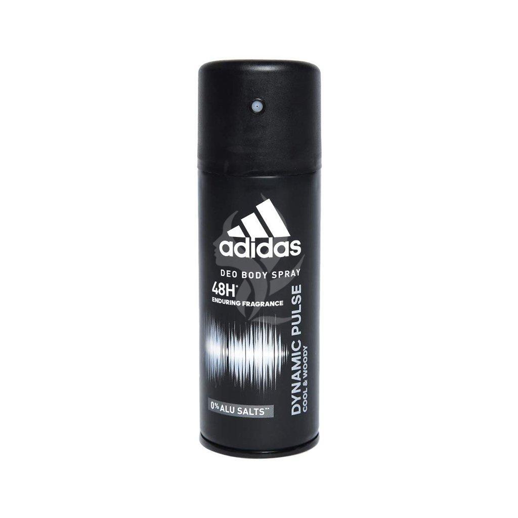 Xịt Khử Mùi Toàn Thân Nam Adidas Dynamic Pulse 150ml cao cấp
