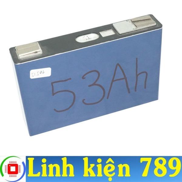 Pin Lithium pin phosphate 3.7V 53Ah - Linh Kiện 789