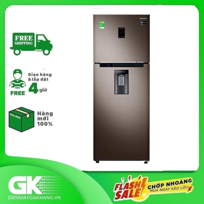 Tủ lạnh Samsung RT38K5930DX/SV Inverter 380 lít
