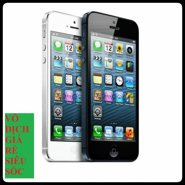 điện thoại Iphone5 64G Chính Hãng - bản Quốc tế, Zalo Tiktok Youtube