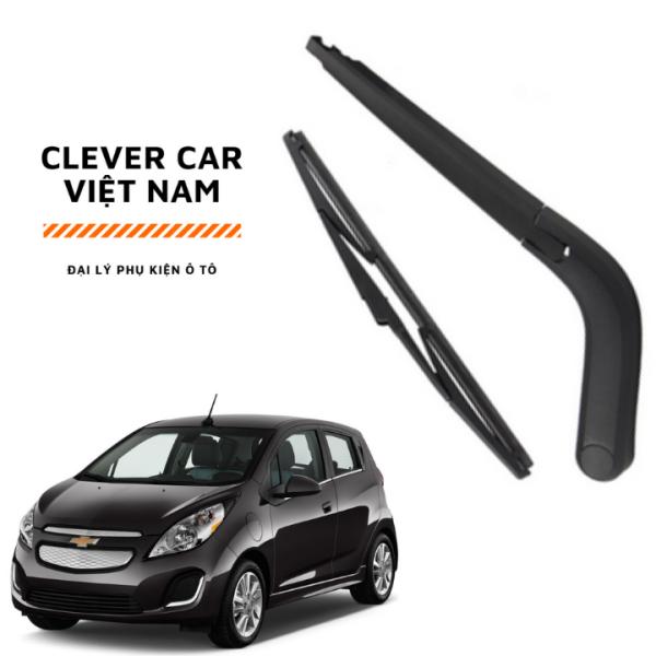 Bộ Cần Chổi Gạt Mưa Sau Cho Xe Ô Tô Chevrolet Spark 2010-2014
