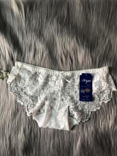[Bán chạy] 01 chiếc quần lót nữ BOYA cao cấp chất ren mềm mịn, quần lót ren nữ siêu xinh BY051 - mrBap thumbnail