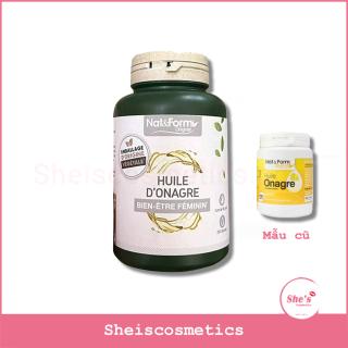 Tinh dầu hoa anh thảo hữu cơ Nat&Form từ Pháp thumbnail