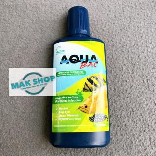 Dung Dịch Aqua Bạc Cz12 Cho Cá Rồng Hổ Sam Và Các Loại Cá Khác, tác Dụng Nhanh, mau hết bệnh, mau hồi phục sức khỏe 1