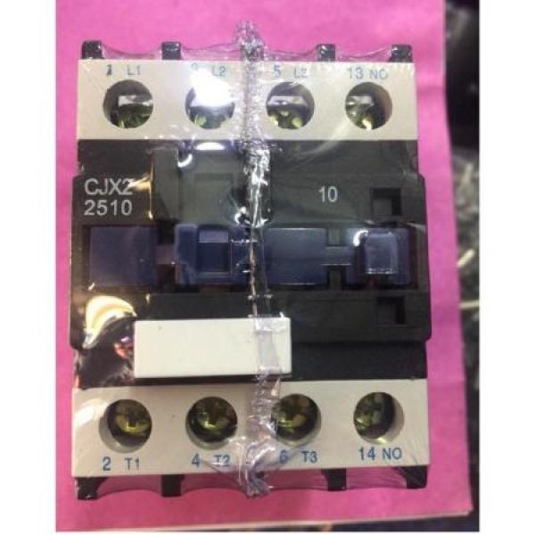 1c Khởi động từ CJX2 2510-220v và 380v 50/60 Hz giá tốt
