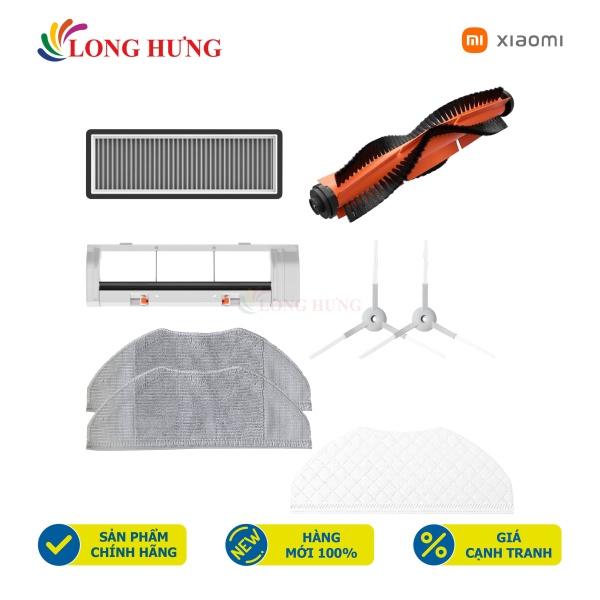 Phụ kiện thay thế Robot hút bụi Xiaomi Mijia Vacuum Mop Essential - Hàng nhập khẩu - Thiết kế nhỏ gọn, Dễ dàng tháo lắp, Dễ dàng vệ sinh
