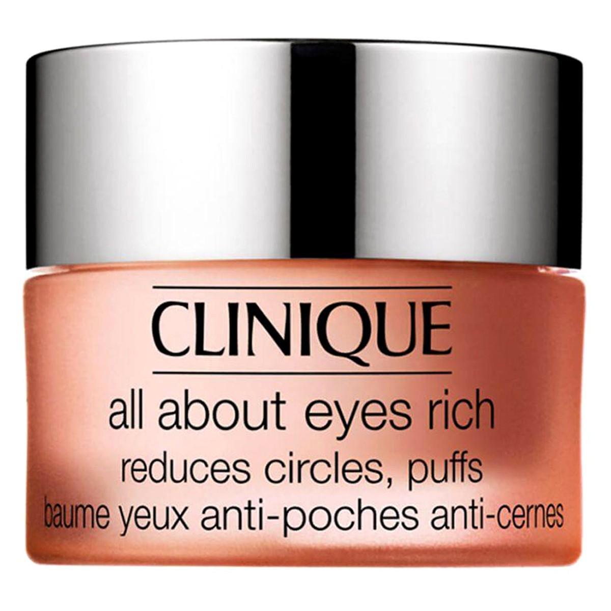 Clinique - Kem Dưỡng Da Vùng Mắt All About Eyes Rich - 6KAK010000 (15ml) chính hãng