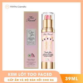 Kem lót căng bóng ánh nhũ Too Faced Dew You Luminous Face Primer 30ml thumbnail