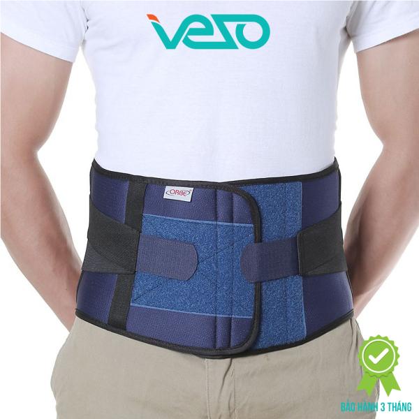 Đai thắt lưng hỗ trợ cột sống ORBE H1 cho người đau lưng thoát vị đĩa đệm, thoái hóa đốt sống - HÀNG CHẤT LƯỢNG CAO cao cấp