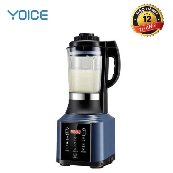 Máy xay thực phẩm, máy xay thịt, máy làm sữa hạt YOICE - cối 1.750L, công suất 1000W, cối thủy tinh, có thể nấu sữa hạt, nấu soup,...- Bảo hành 12 tháng