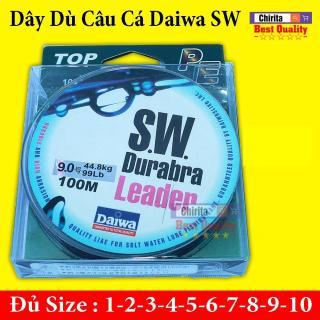 Dây Dù Câu Cá Siêu Bền Daiwa SW Nhật Bản - 100m thumbnail