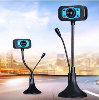[ XẢ KHO ] Webcam Cho Máy Tính, Webcam Máy Tính Độ Phân Giải Cao, Giá Tốt, Webcam Máy Tính Full HD Có Mic Và Đèn Led Trợ Sáng-Webcam 720p HD Siêu Nét Micro Tích Hợp Tính Năng Giảm Tiếng Ồn Đàm Thoại Hỗ Trợ Làm Việc & Học Tập Trực Tuyến. thumbnail
