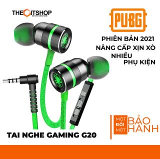 Tai nghe gaming Plextone G20 - Co mic - Chuyên game thumbnail