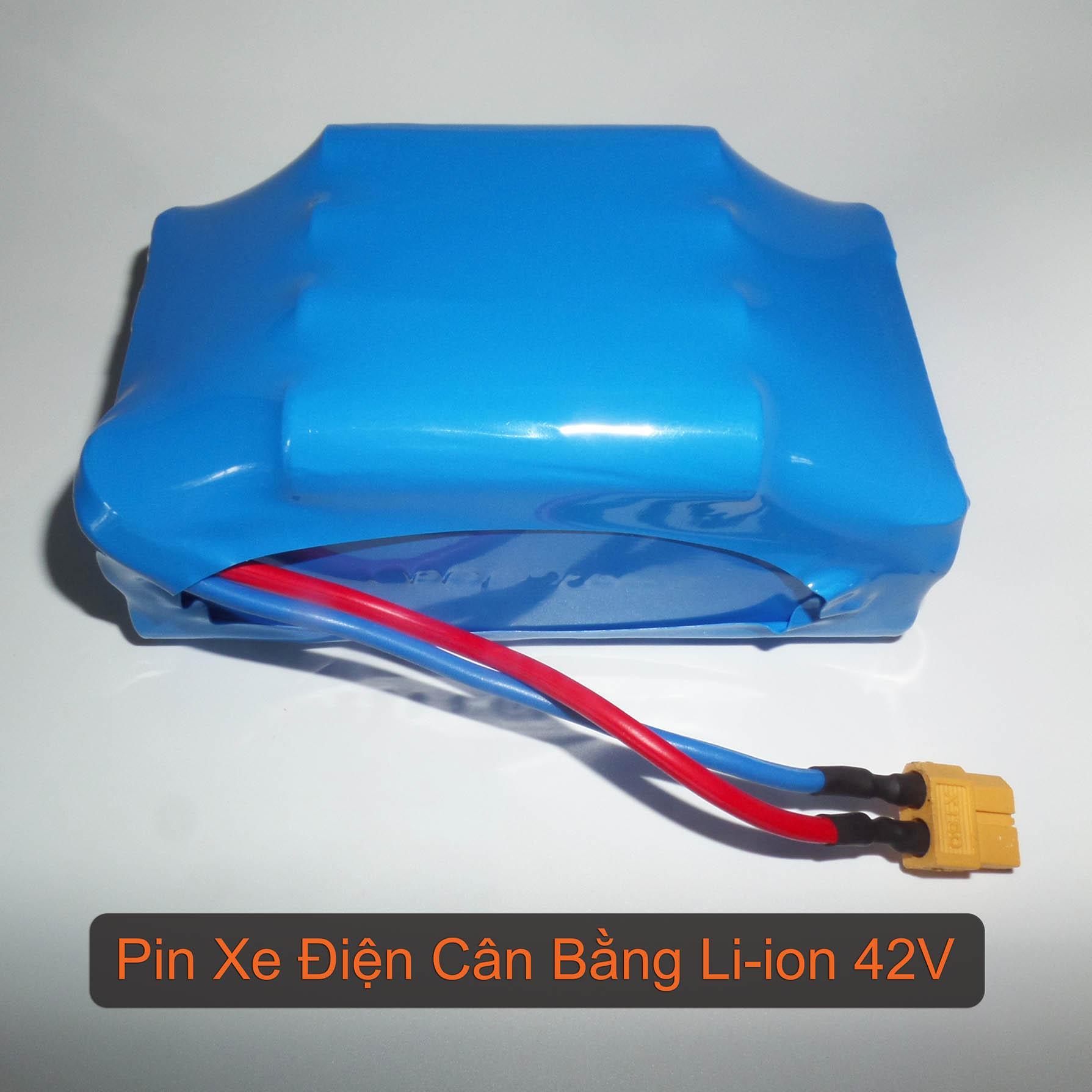 Mua Pin xe điện cân bằng 2 bánh Lithium 10S 36V - 42V, dung lượng 5000mAh