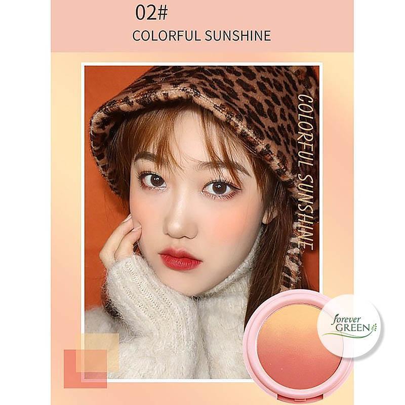 Phấn Má Hồng Novo Pretty For You Silky Rouge Dạng Loang MC026