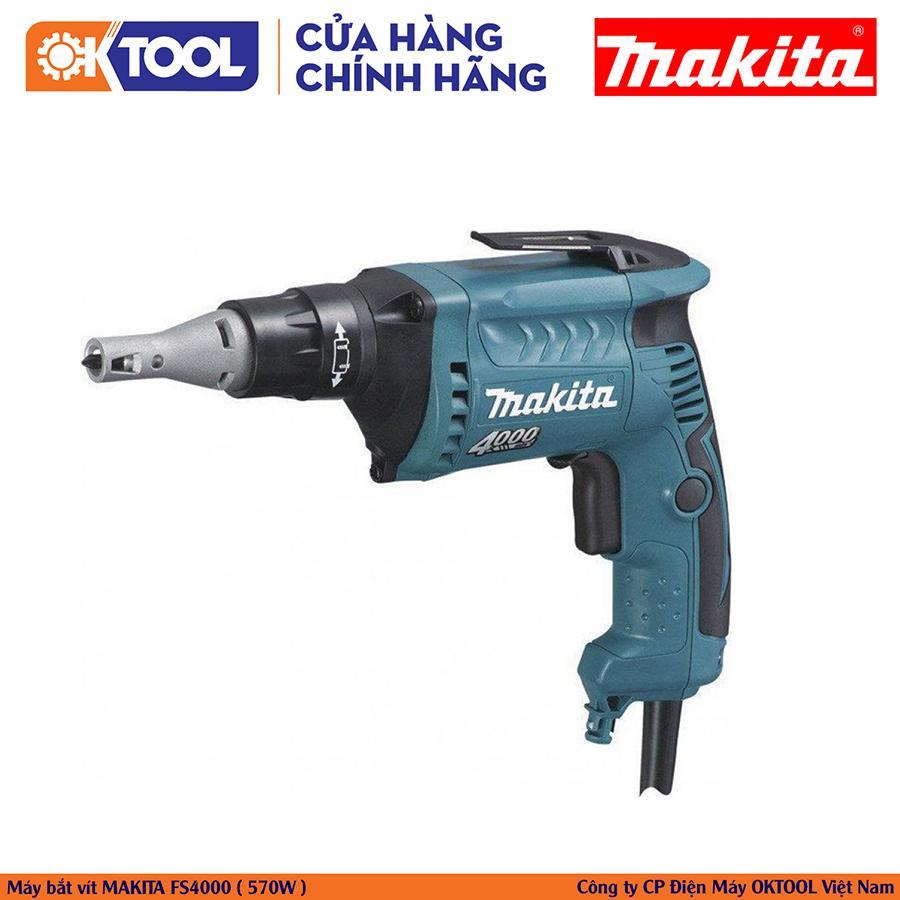 Máy bắt vít Makita FS4000, Giá tháng 9/2020