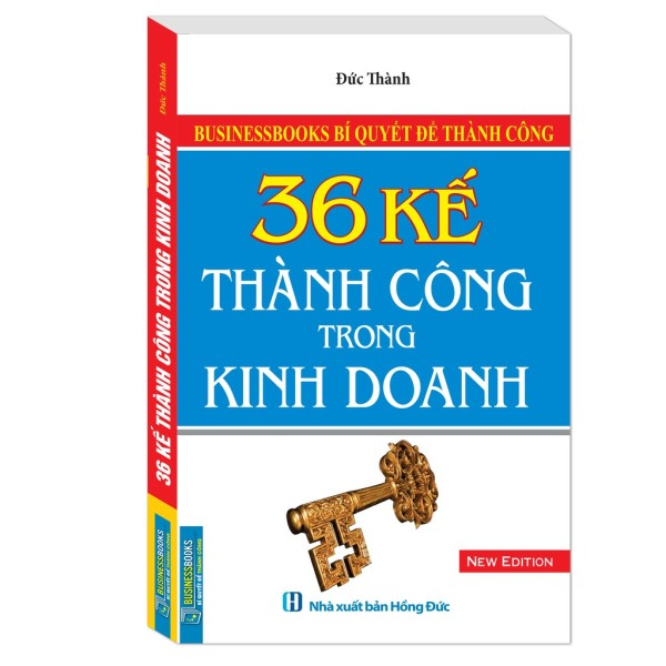 Sách - 36 Kế Thành Công Trong Kinh Doanh (Bìa Mềm)