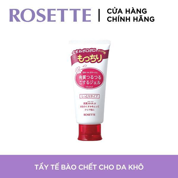 Tẩy Tế Bào Chết Dành Cho Da Khô Rosette Gommage Moist 120g
