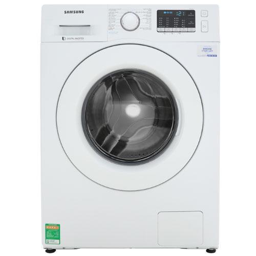 Máy giặt Samsung Inverter 8 kg WW80J52G0KW/SV - Lazada