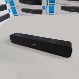Loa bluetooth 5.0 E91D loa thanh dài siêu trầm soundbar tivi vi tính cao cấp (đen) thumbnail