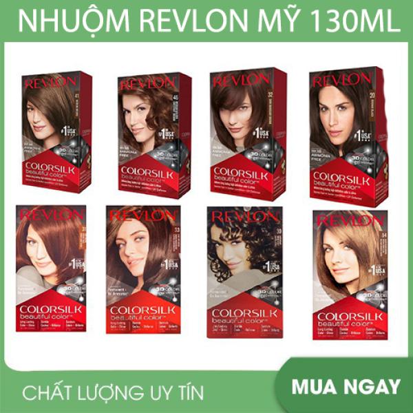 Thuốc nhuộm tóc REVLON MỸ 130ml (20 27 30 31 32 33 40 41 46 54)
