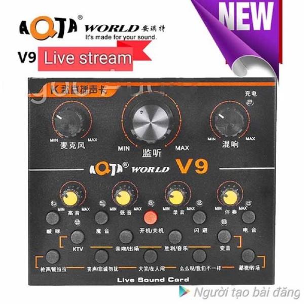 Bảng giá Sound Card AQTA V9 Phong Vũ