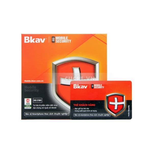 Bảng giá Phần mềm diệt Virus Bkav Mobile Security bảo vệ điện thoại - Gian hàng chính hãng - Hỗ trợ kỹ thuật 24/7 Phong Vũ