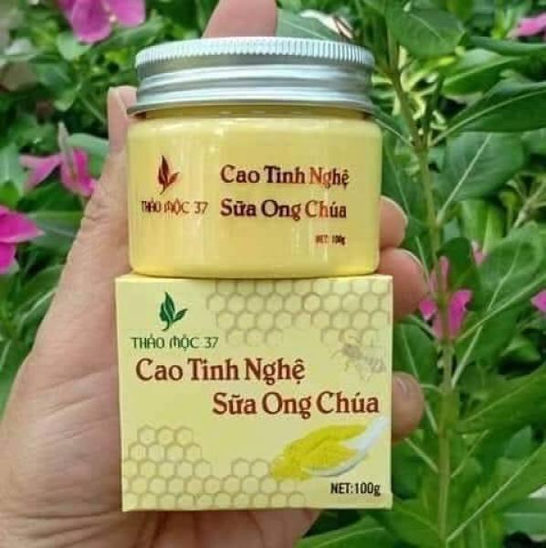 Cao tinh nghệ sữa ong chúa thảo mộc 37
