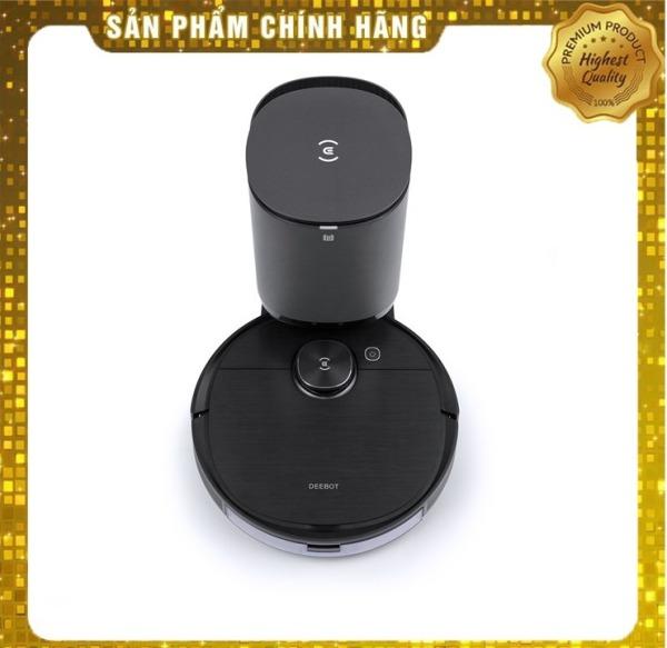 Robot hút bụi lau nhà thông minh Ecovacs Deebot T8 Aivi + - Hàng mới nguyên seal 100%-Tặng app Ecovacs home-Robot sử dụng giọng nói tiếng Việt