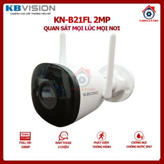 [BÁN LẺ - GIÁ SỈ] Camera KBONE KN-B21FL 1080P - Báo Động Khi Có Người Đột Nhập - Đàm Thoại 2 Chiều - Camera Home thumbnail