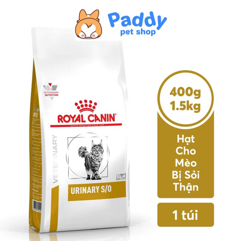 [HCM]Hạt Royal Canin Cho Mèo Bị Sỏi Thận Urinary S/O