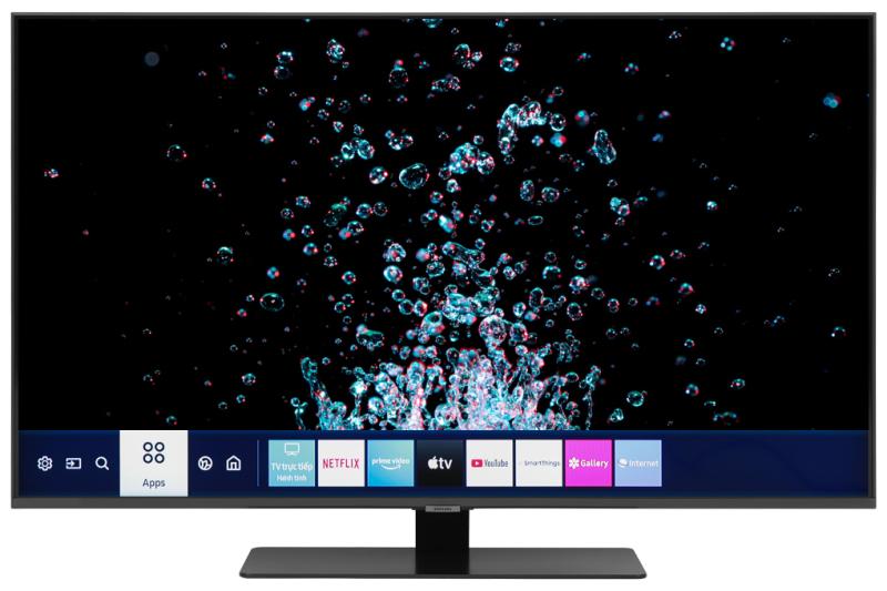 Smart Tivi QLED Samsung 4K 49 inch QA49Q80T chính hãng