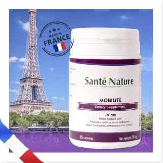 Viên uống hỗ trợ xương khớp Santé Nature Mobilité thumbnail
