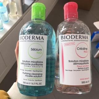 Nước tẩy trang Bioderma thumbnail