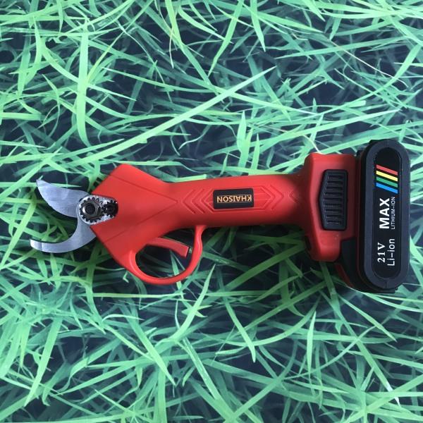 Bộ kéo cắt tỉa cành cây dùng pin 21v 5 cell không chổi than
