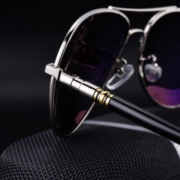 Giá bán Kính mát nam cao cấp đẹp + tặng kính đi đêm (không giống ảnh hoàn tiền gấp đôi)