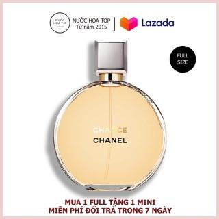 Nước hoa Chanel Chance EDP 100ml chính hãng lưu hương 12h thumbnail