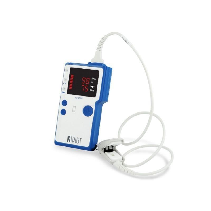 Máy đo nồng độ oxy nhịp tim trong máu U-Right TD-8201 bán chạy