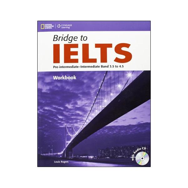 Fahasa - Bridge To IELTS Workbook With Audio CD Bre
