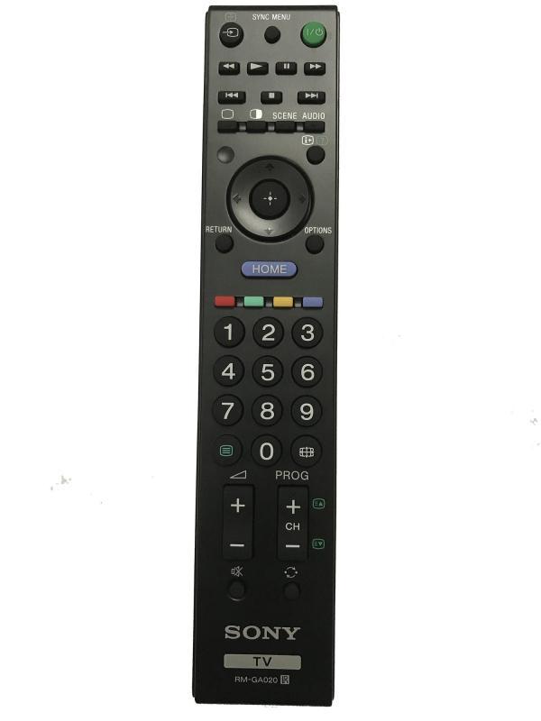 Bảng giá Điều khiển tivi sony RM - GA 020 xịn (đen)