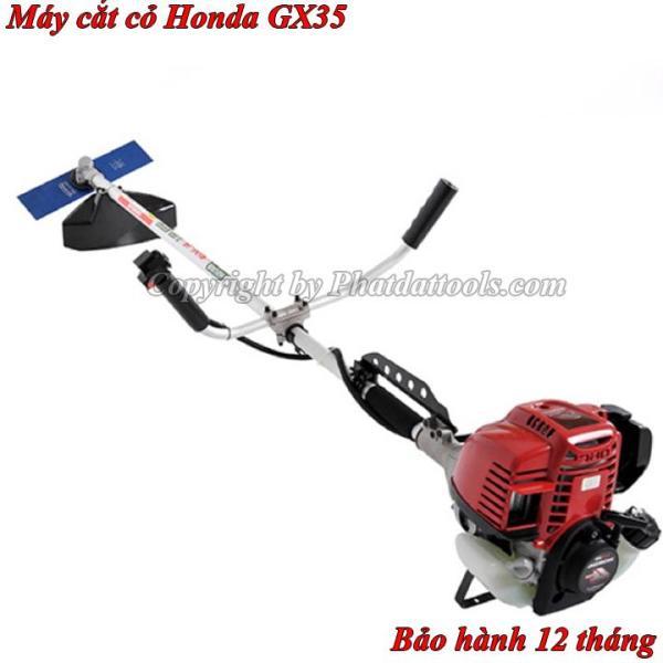 Máy cắt cỏ HonDa GX35 trọn bộ-Động cơ 4 thì-Bảo hành 12 tháng